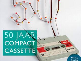 50 Jaar Compact Cassette - Philips museum