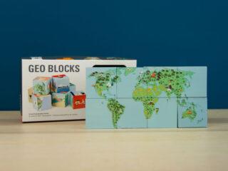 Geo Blocks - Kikkerland